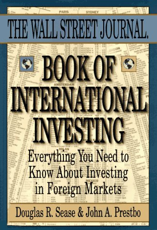 9780786860920: The Wall Street Journal Book of International Investing: Revised Edition