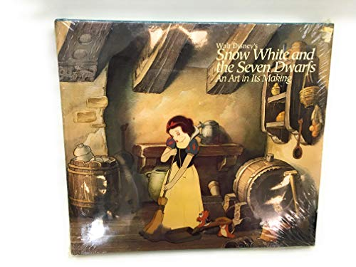 9780786861446: Snow White Art Disney: An Art in Its Making Featuring the Collection of Stephen H. Ison