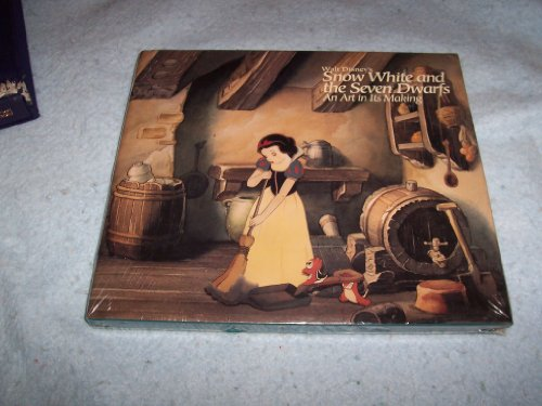 9780786861446: Walt Disney's Snow White and the Seven Dwarfs: An Art in Its Making
