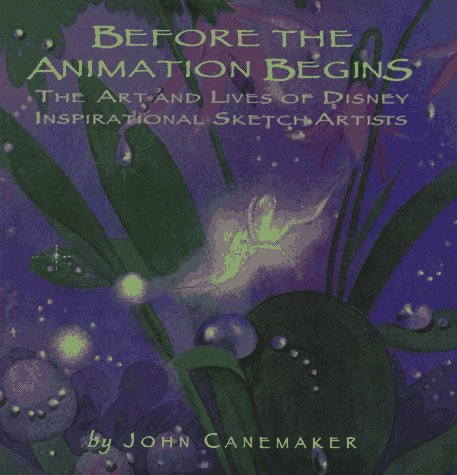 9780786861521: Before the Animation Begins: The Art and Lives of Disney Inspirational Artists