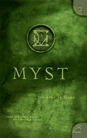 9780786861606: Myst: The Book of Ti'Ana