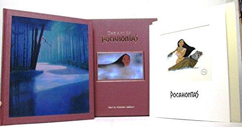 9780786861743: The Art of Pocahontas