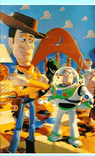 Toy Story: The Art and Making of the Animated Film (0786861800) by John Lasseter; Steve Daly