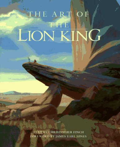 9780786861842: The Art of the Lion King