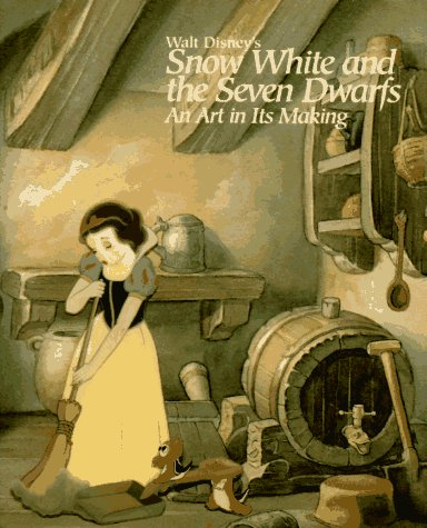 9780786861873: Walt Disney's Snow White and the Seven Dwarfs: An Art in Its Making : Featuring the Collection of Stephen H. Ison (A Disney Miniature)