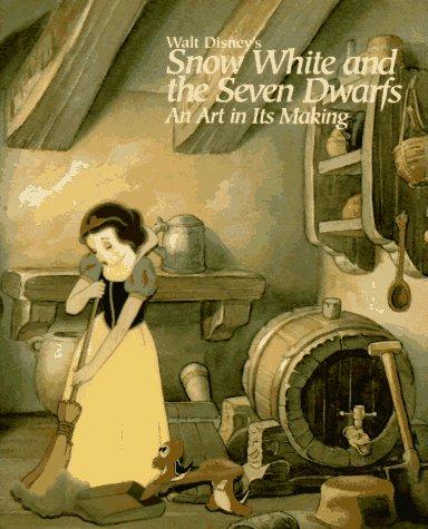 9780786861873: Walt Disney's Snow White and the Seven Dwarfs: An Art in Its Making (A Disney Miniature)