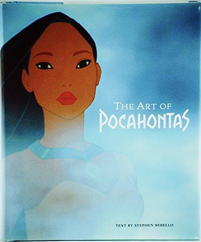 9780786862115: The Art of Pocahontas a disney miniature