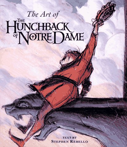 9780786863341: The Art of The Hunchback of Notre Dame (Disney Miniature)
