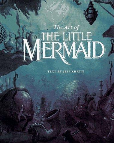 9780786863358: The Art of the Little Mermaid: A Disney Miniature