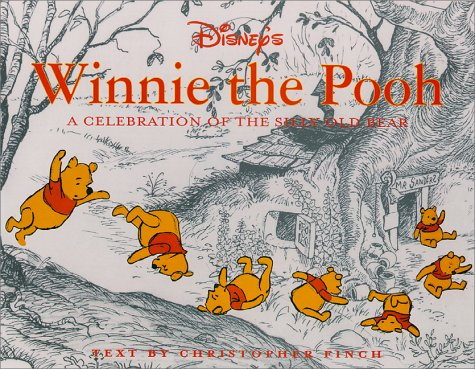9780786863525: Disney's Winnie the Pooh: A Celebration of the Silly Old Bear