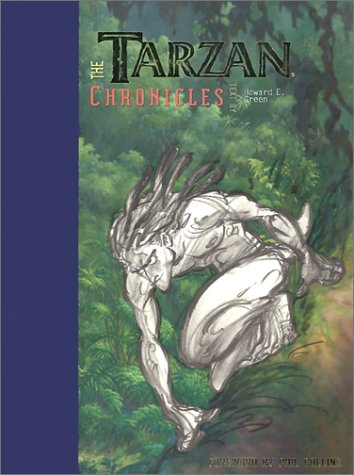 9780786864034: Tarzan Chronicles (Welcome Book)