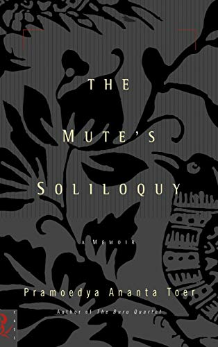 9780786864164: The Mute's Soliloquy: A Memoir