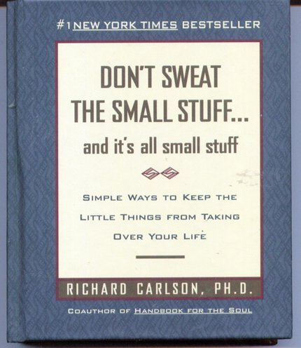 9780786864249: Don't Sweat the Small Stuff