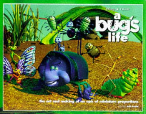 9780786864416: Bug's Life: Art and Making of an Epic of Miniature Proportions (A welcome book)