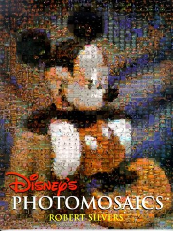 9780786864638: Disney's Photomosaics (Disney Editions Deluxe)