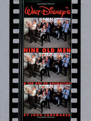 9780786864966: Walt Disney's Nine Old Men and the Art of Animation