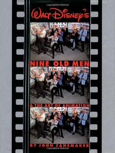 9780786864966: Walt Disney's Nine Old Men and the Art of Animation