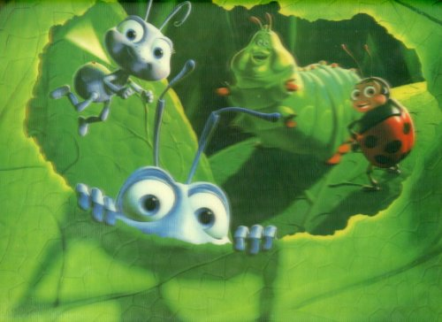 9780786865161: A Bug's Life: The Art and Making of an Epic of Miniature Proportions
