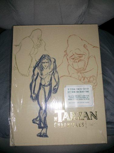 9780786865888: Tarzan Chronicles Deluxe (Disney Editions Deluxe (Film))