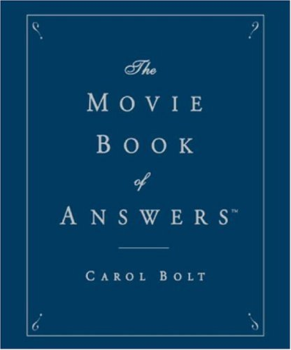 9780786867004: The Movie Book of Answers