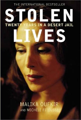 Stock image for Stolen Lives: Twenty Years in a Desert Jail for sale by SecondSale