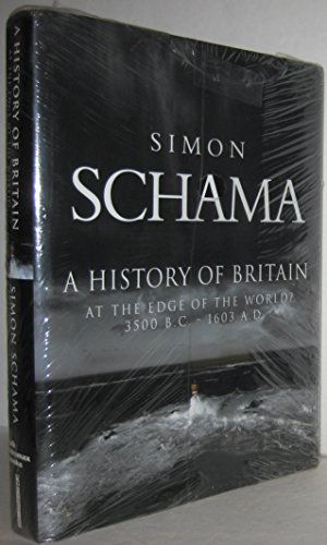 9780786867639: A History of Britain at the Edge of the World: 3500 B.C. - 1603 A.D.