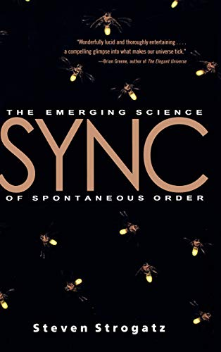 9780786868445: Sync: The Emerging Science of Spontaneous Order