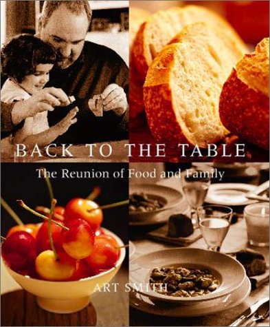 BACK TO THE TABLE