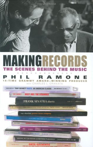 9780786868599: Making Records: The Scenes Behind the Music