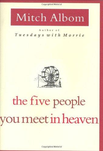 9780786868711: The Five People You Meet In Heaven
