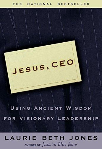 9780786870844: Jesus CEO Using Ancient (Gemstar) Wisdom for Visionary Leadership