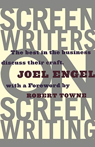 9780786880577: Screenwriters on Screen-Writing: The Best in the Business Discuss Their Craft