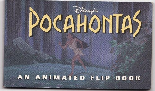9780786880614: Disney's Pocahontas: An Animated Flip Book