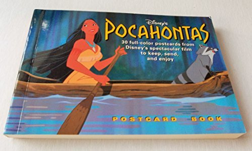 9780786880621: Disney's Pocahontas: 30 Full-Color Postcards from Disney's Spectacular Film to Keep, Send, and Enjoy