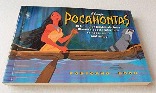 9780786880621: Pocahontas Post Card Book