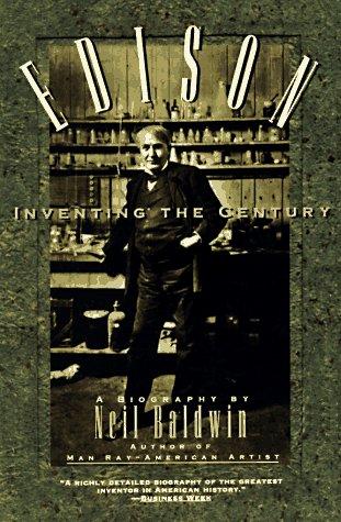 9780786881192: Edison: Inventing the Century