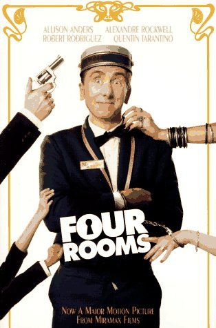 9780786881413: Four Rooms: Four Friends Telling Four Stories Making One Film