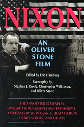 Nixon: An Oliver Stone Film (0786881577) by Oliver Stone