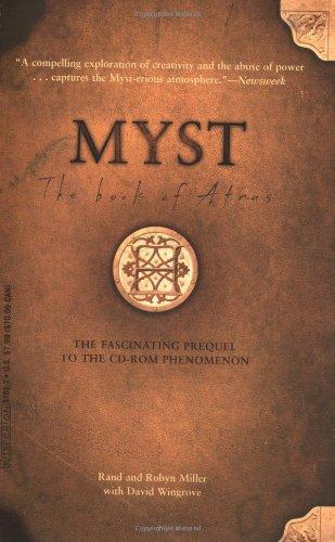 9780786881888: The Book of Atrus (Myst, Book 1)