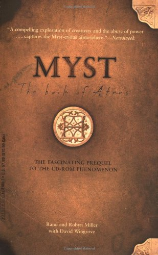 9780786881888: Myst: the Book of Atrus