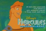 9780786882366: Disney's Hercules Postcard Book: 30 Full-Color Postcards from Disney's Epic Animated Comedy to Keep, Send, and Enjoy