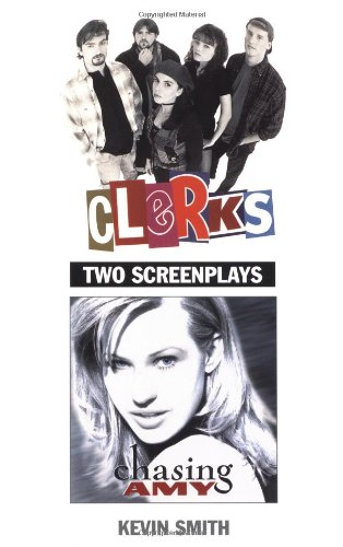CLERKS AND CHASING AMY: TWO SCREENPLAYS (SIGNED): Smith, Kevin
