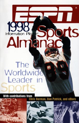 9780786882960: ESPN Sports Almanac 1998: Information Please (ESPN INFORMATION PLEASE SPORTS ALMANAC)