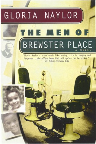 9780786884056: The Men of Brewster Place: A Novel
