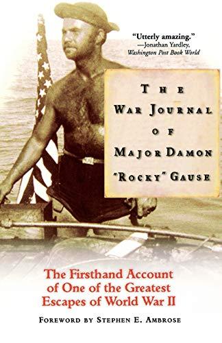 9780786884216: The War Journal of Major Damon
