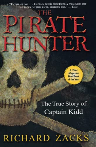 9780786884513: The Pirate Hunter: The True Story of Captain Kidd
