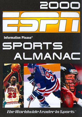9780786884728: ESPN Sports Almanac 2000: Information Please (ESPN INFORMATION PLEASE SPORTS ALMANAC)