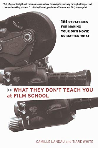 9780786884773: What They Don't Teach You at Film School: 161 Strategies For Making Your Own Movies No Matter What