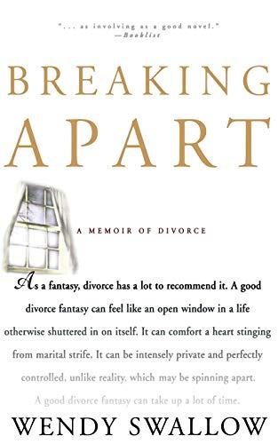 9780786885169: Breaking Apart: A Memoir of Divorce