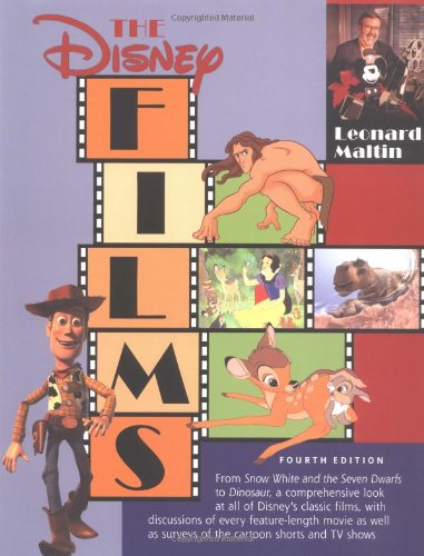 9780786885275: The Disney Films